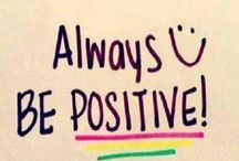 Be Positive #Quotes / #bepositive #staypositive #quotes #positivequotes @jesicalevi