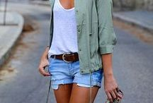 Outfits with Shorts #Casual / Outfits with shorts