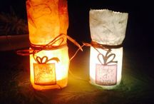 Lanterne / Lanterne e luci soffuse