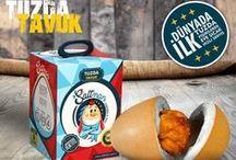 Yemek Önerileri / Dünyada Bir İlk olan Tuzda Tavuk & Tuzda Balık Sipariş Hattı 444 9 401
