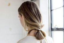 |Hair |