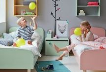 Colorful Kids Rooms / Colorful Room Decor and Toys for Kids.