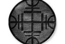 PAGAN / KOSMIK / TALISMAN//LUNAR//GODDESS//AMULET//SYMBOLISM
