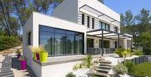 L'élégance d'une maison contemporaine de caractère - Ligne contemporaine