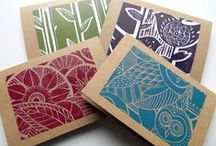 All Things Printmaking! / For all (NON GELLI) printmaking things we find inspiring ... podcasts, images, prints, patterns, projects and MORE!