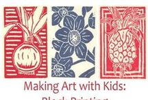 Art Education & Art Therapy / For all things 'printmaking' that might be helpful to art teachers, workshop leaders and Art Therapist's!
