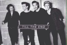 ♡One Direction♡ / They will always be the five boys on the stairs to me 7/23/10-3/25/15 / by Taylor Moyer