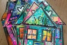 Tutorials & Techniques that are Great with Gelli® Printing! / This Board is for tutorials that will enhance, compliment or just be interesting to those who also love Gelli printing!