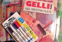 Thanks for Pinning Gelli® Printing Plates! / by Gelli Arts®
