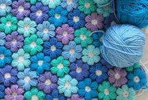 Yarn fun / Mine strikkeprosjekter