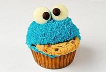 Cupcakes / Funny cupcakes.