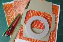 Paper Arts & Crafts with Gelli® Plates! / by Gelli Arts®