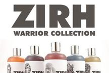 For the Warriors / ZIRH WARRIOR Collection / by ZIRH