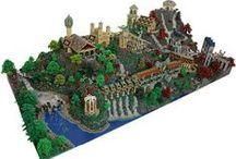 Lego Inspiration / by Becca Blumer