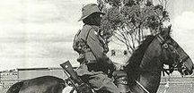 The Mighty Australian Waler / October 31st, 1917, marks the epic event for which Waler is famous; when two regiments of Lighthorse, the 4th, Victorians, and the 12th, New South Wales, charged the Turkish defences of Beersheba, Palestine. With bayonets in their hands, the Light Horsemen and their Waler steeds charged over six kilometers of open ground against the Turkish and German guns. Only one came home; 'Sandy', the mount of Major-General W.T. Bridges; who died at sea on May 18, 1915 from wounds sustained at Gallipoli.