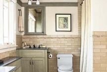 Newhall: bathrooms / by christina norland