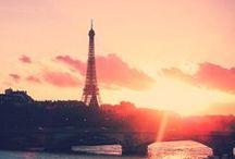 Paris, Paris, mon cherie ♡ / All about Paris. All about my favorite city. All about my love.