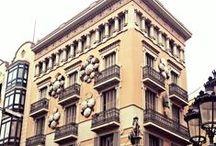 Barcelona, mi jardín ♡ / All about Barcelona, the greenest city I've ever seen.