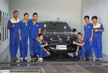 SENSHA THAILAND / JAPAN Crystal Coating Car Detailing Auto Detailing Car Wash Car Coating