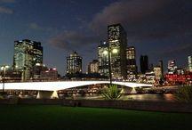Brisbane, Australia / Visit to Brisbane