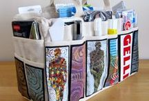 Art Travel Kits - for Printmaking and Journaling! / What art supplies do you travel with? This is a board full of great ideas on travel art kits, including supplies, bags, and more!