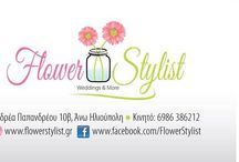 Flower stylist / Wedding decoration and more