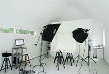 photography lighting / Estudios fotográficos, iluminación, entre otros.