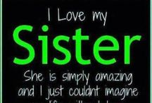 Sister's / by Lxs