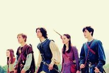 Narnia / I love Narnia, I love the way C.S. Lewis discribes my religion.