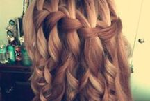 hair / awesome hair do's