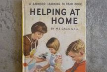 Ladybird Books / so many stories & topics  the sweetest little books!