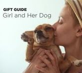 Gift Guide: A Girl And Her Dog / Is your dog totally spoiled? Well spoil it even more this  Christmas with items from this gift guide for the totally pampered pet. From fashion for stylish owners to classy toys for a fancy dog, you'll find something perfect for the dog-obsessed girl in your life.