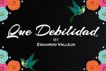 QUE DEBILIDAD By Eduardo VAllejo / QUE DEBILIDAD Tienda Virtual ACCESORIOS Y DISEÑOS ÚNICOS PARA MUJER Y HOMBRE ✆Celular: 3124934642 ✈envios a todo el pais #QUEDEBILIDADBYEDUARDOVALLEJO COLOMBIA