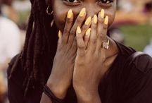 The Nail artist / No look is complete without some awesome nail art! / by Story Teller