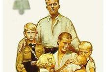 HISTOIRE / Ce tableau traite de la montée du fascisme et de ses premières victoires jusqu'en 1941 / by THIBAUD DANTON