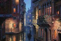 City/Town/Village Adventure / #travel #city #town #village #adventure