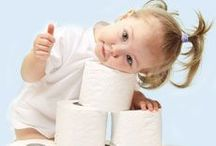 Kids Toilet Training / by ◦°˚˚❤Cecille Gibson❤˚˚°◦