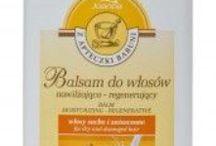 Haircare- Granny's remedy / Gama kosmetyków do pielęgnacji włosów Z Apteczki Babuni powstała w oparciu o najdoskonalej wyselekcjonowane składniki naturalne, dzięki którym rozwiążesz swoje problemy z włosami i skórą głowy. Linia Z Apteczki Babuni to recepta na skuteczną i zdrową pielęgnację włosów.