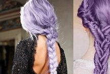 Crazy hair times / Która z nas nie lubi czasami zaszaleć?:) Daj się ponieść wyobraźni, zobacz co możesz zrobić z włosami, aby zadziwić, zaskoczyć i zniewolić:)