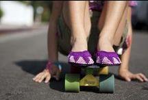 botas y sandalias a crochet / by Clara Usman