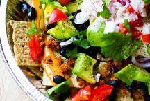 Vegetarian: Mexican / Vegetarian Mexican recipes! Burritos, enchiladas, tacos, quesadillas, taquitos, Mexican bakes, fajitas, tortillas, chimichangas, tostadas, flautas, and all the Mexican goodness you can imagine! / by Brittney Barling