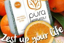 Pura Naturals Personal Care Products / All things Pura!