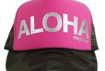 ESKY Flavor Hats / Esky Flavor hats / by Maui Ocean Treasures