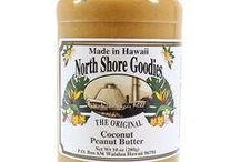 North Shore Goodies / Coconut Peanut Butters, Pancake mix / by Maui Ocean Treasures