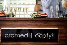 Imprezy / Byłeś kiedyś w Salonie Optyczny tak po prostu, miło spędzić czas, może napić się szampana..? Zapraszamy na nasze eventy :)