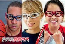 Sport to zdrowie! / Pomyślałeś o profesjonalnym zabezpieczeniu oczu, podczas uprawiania sportu? Zapraszamy!