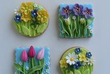 Spring and Easter Cookies & Gingerbread