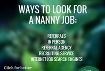 Nanny Resources and Training / Everything a nanny needs to know to be happy, productive, organized and enjoy her job