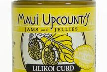 Maui Upcountry Jams and Jellies / Made on Maui food products / by Maui Ocean Treasures