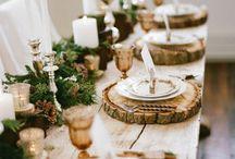 Fall & Winter Wedding Inspiration